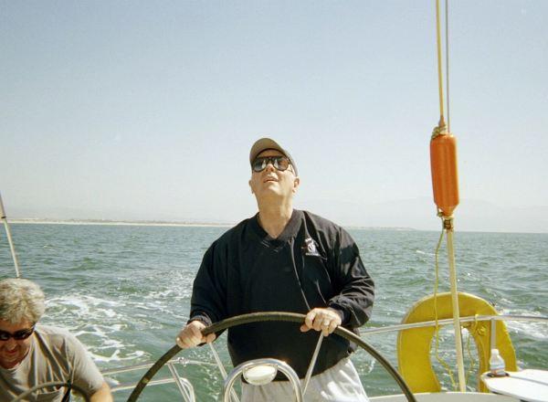 Mark al timón 2005