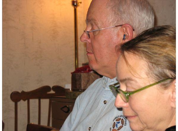Mark y Cynthia 2005